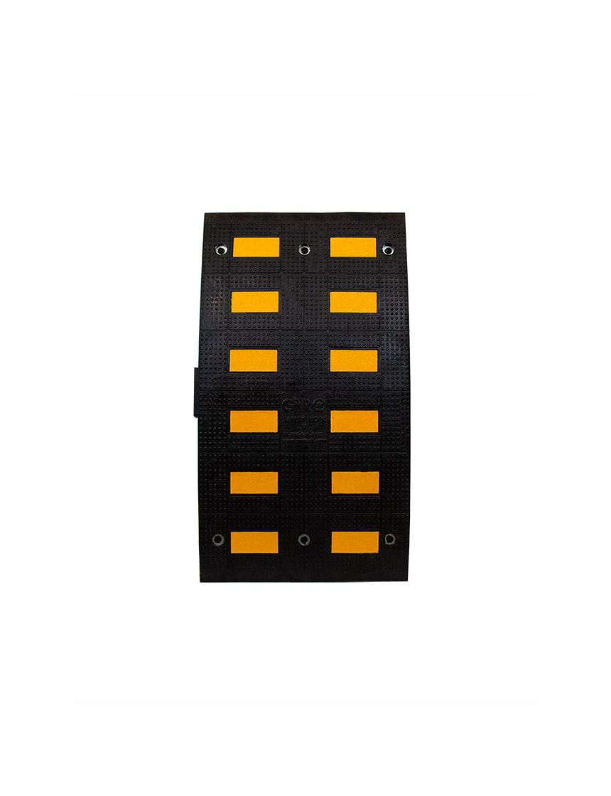 Rubber Speed Hump Middle Section