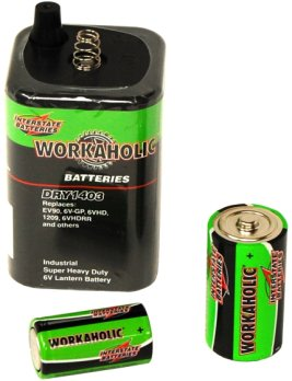 Flasher Batteries