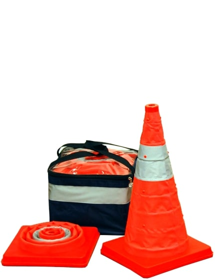 """18"""" Collapsible Pop Up Cones"""
