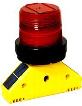 360-Degree Solar LED Flasher