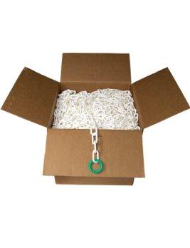 "500' Box of Plastic Chain (2"" Links)"