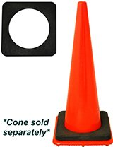 7.0 Lb. Traffic Cone Weights