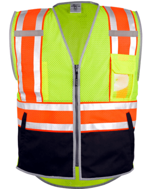 Safety Clothing Workplace Safety Supplies Customizable Reflective Crystal Lattice Construction Traffic Road Safety Mesh Vest With Free Logo Printing Free Shipping