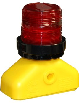 360-Degree D-Cell LED Flasher