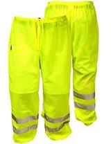 Lime Mesh Pants