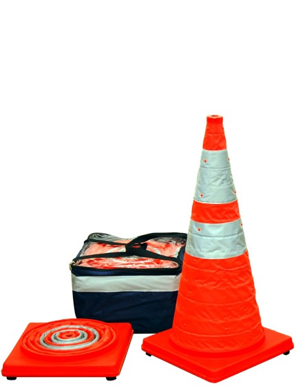 "28"" Collapsible Pop Up Cones"