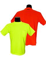 Microfiber High Visibility Shirt