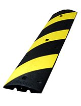 4' Recycled Rubber Speed Bump