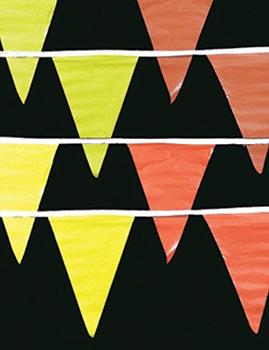 OSHA Perimeter Marker Flags