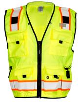 Professional Class 2 Surveyors Vest