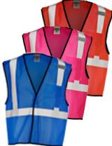 Enhanced Visibility Vests