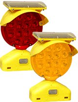LED Type B Barricade Light