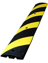 6' Recycled Rubber Speed Bump