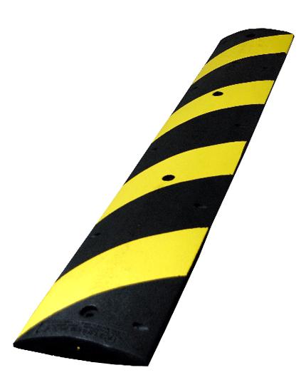 6' Heavy-Duty Rubber Speed Bump