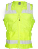 Ladies Mesh Class 2 Vest