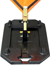 38 Lb. Zephyr Sign Stand