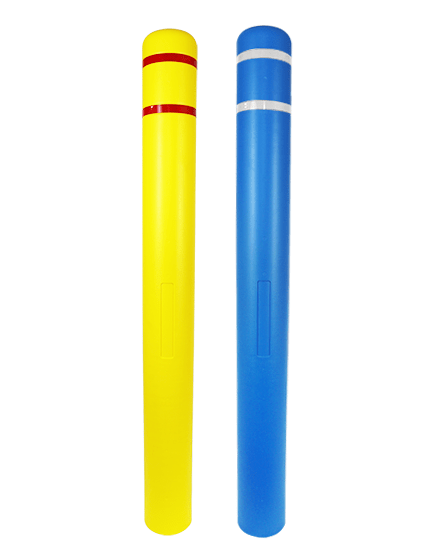 "52"" Tall Bollard Cover - 5"" Diameter"