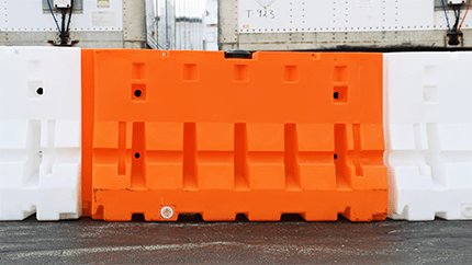 Jersey Style Barriers