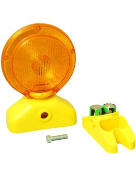 3 Volt LED Barricade Light