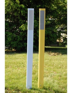 Flexible Tarmac Delineator Posts