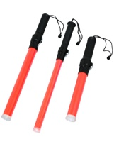 Red LED Illuminated Wands