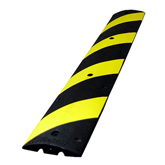6' Rubber Speed Bump