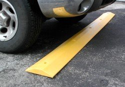 Split Speed Bumps