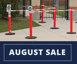 August Sale at Traffic Safety Store