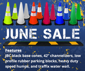 June Sale at Traffic Safety Store