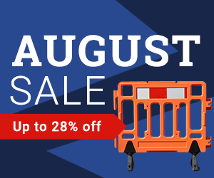 4th of July Sale at Traffic Safety Store