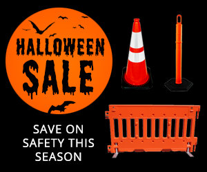 September Sale at Traffic Safety Store